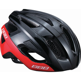 BBB Kite BHE-29 Cykelhjelm, black/red